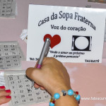 Casa da Sopa Fraterna – Voz do Coração – Taubaté-SP