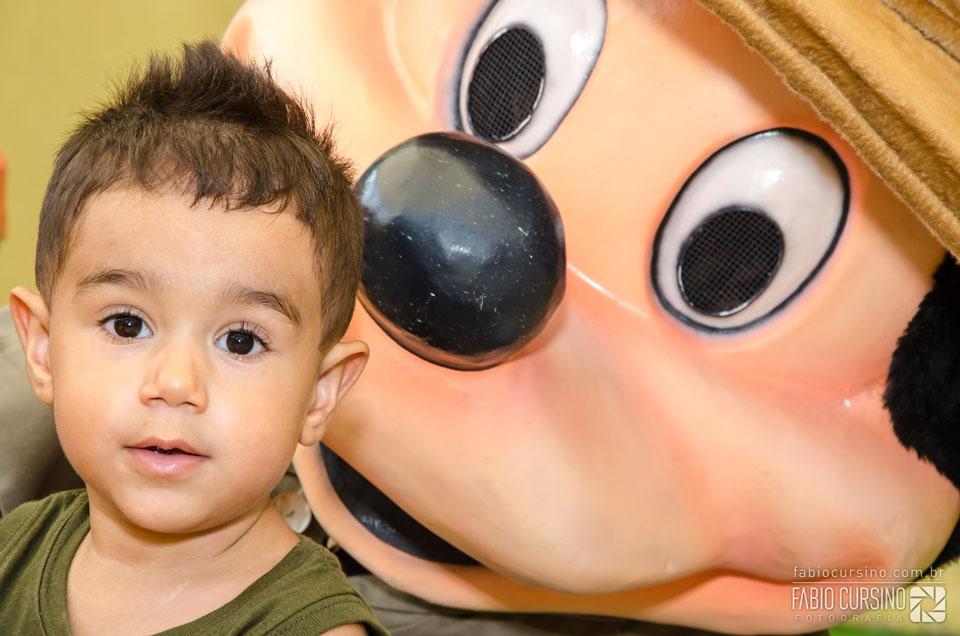 Samuel 2 anos, Toque Mágico Buffet