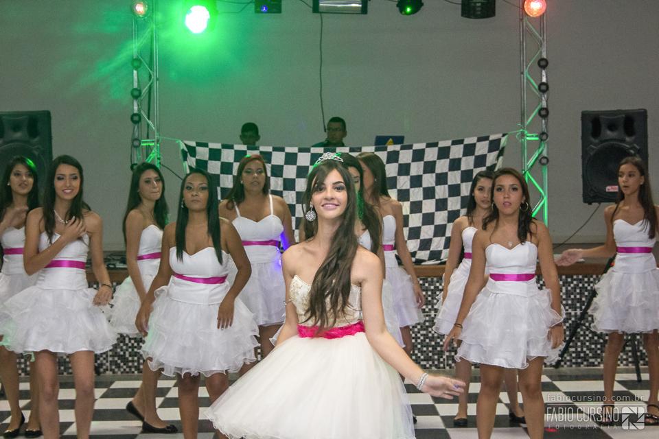 Aniversário de 15 anos Ana Paula, Clube dos Sargentos