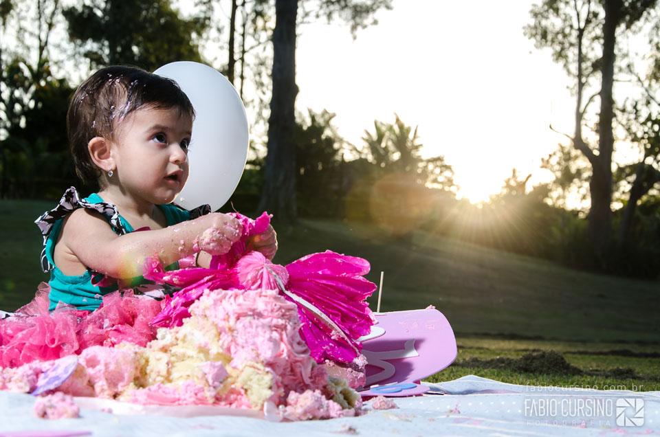 Rayssa – Smash the cake