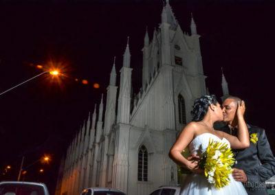 Casamento | Michele e Genilson | Igreja Sta Terezinha | Vilalegro
