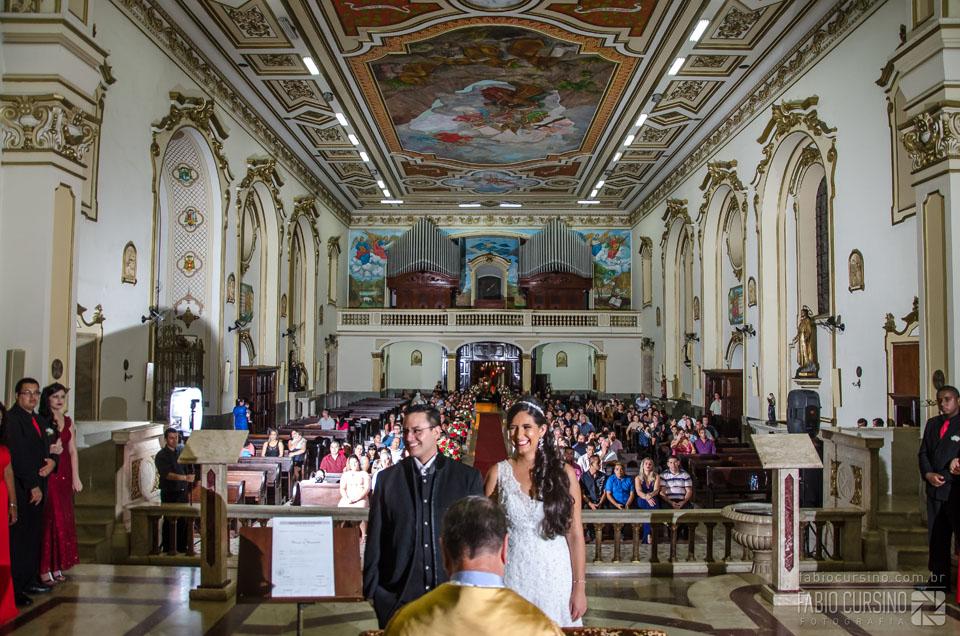 Casamento Juliana e Jorge | Catedral Matriz | Espaço Verde Vale