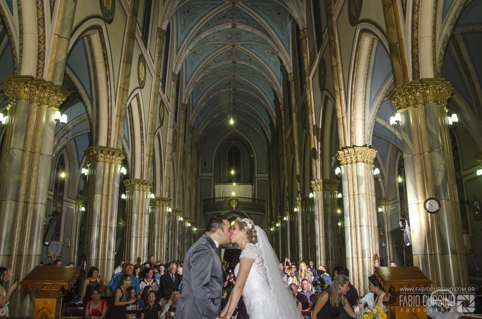 Larissa e Marco | Igreja Sta Terezinha | Salão Felicitá