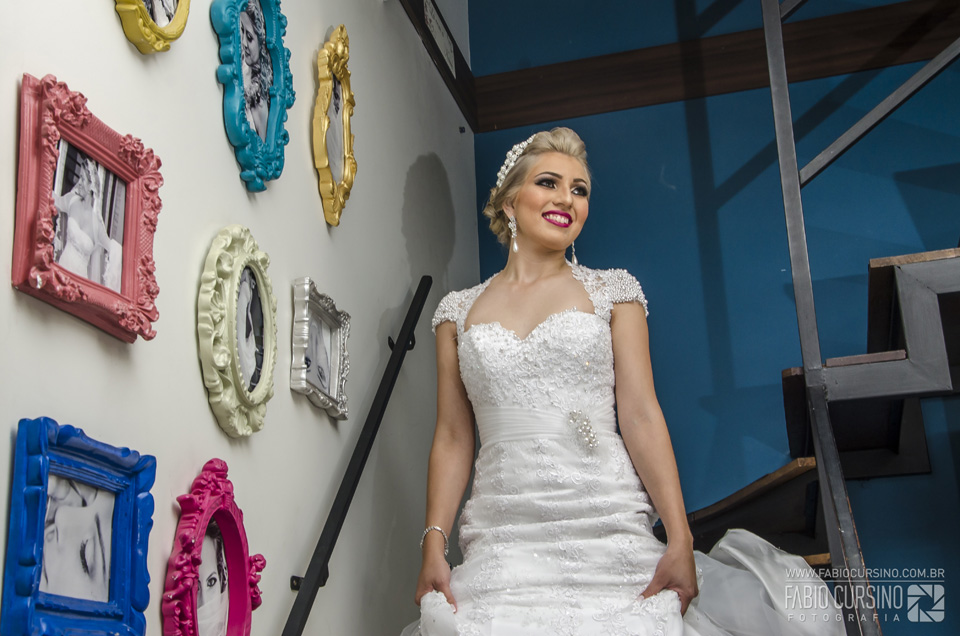 Making of noiva Larissa | em Ophicina de Beleza
