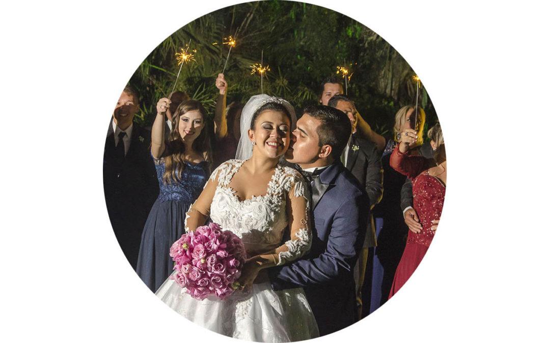 Evelyn e Erick – Casamento