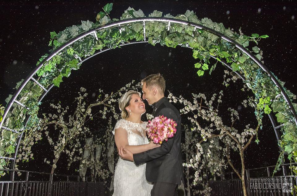 Encontrando o local perfeito para o seu casamento.