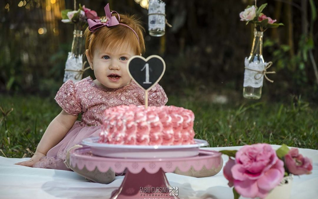 Smash the Cake da Antonella