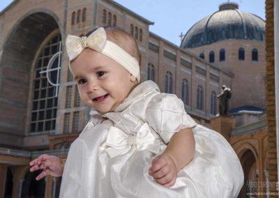 Batizado da Barbara Basílica N. Sra Aparecida