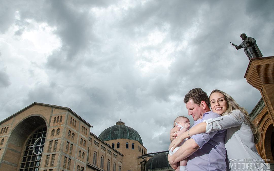 Como batizar o seu filho no Santuário de Aparecida?