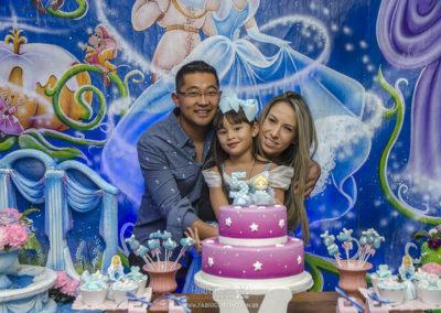 5 anos da Manuela, Mega Park Buffet