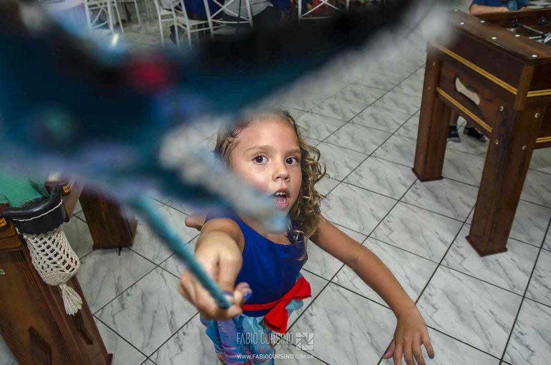 Aniversário de 5 anos da Manuela