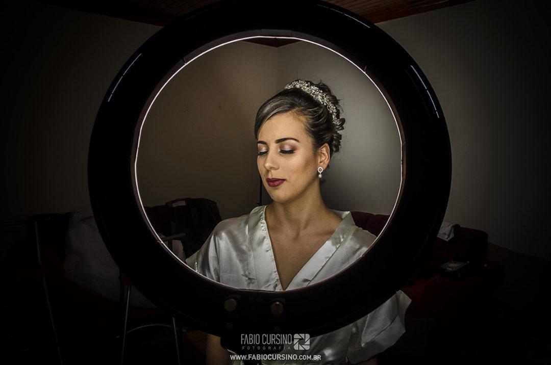 Making of da noiva Mariuza