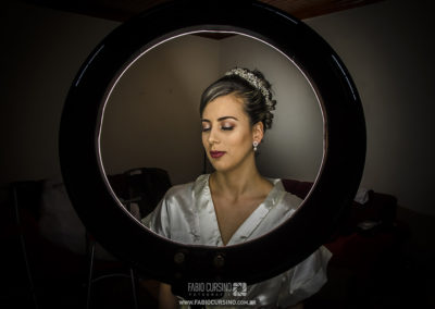 Making of da noiva Mariuza