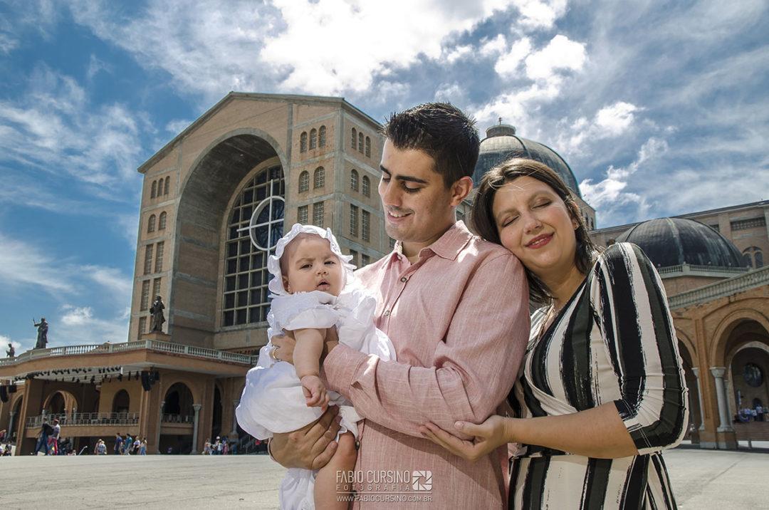 Batizado da Helena Aparecida/SP
