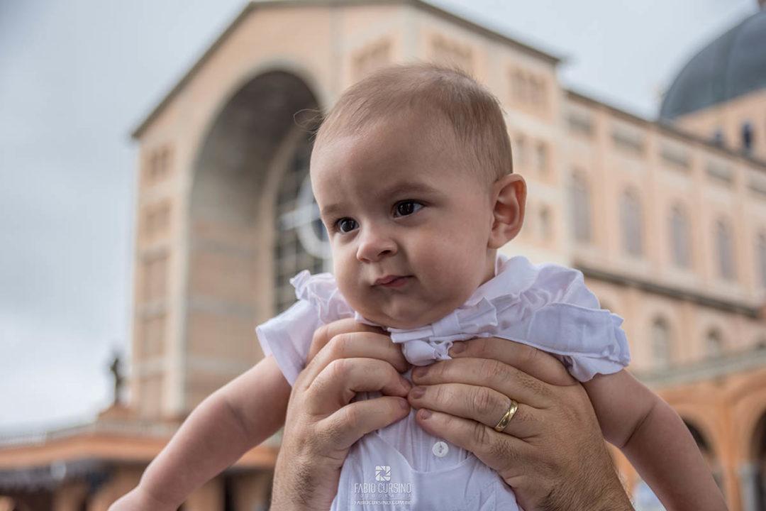 Batizado do Francisco – Aparecida/SP