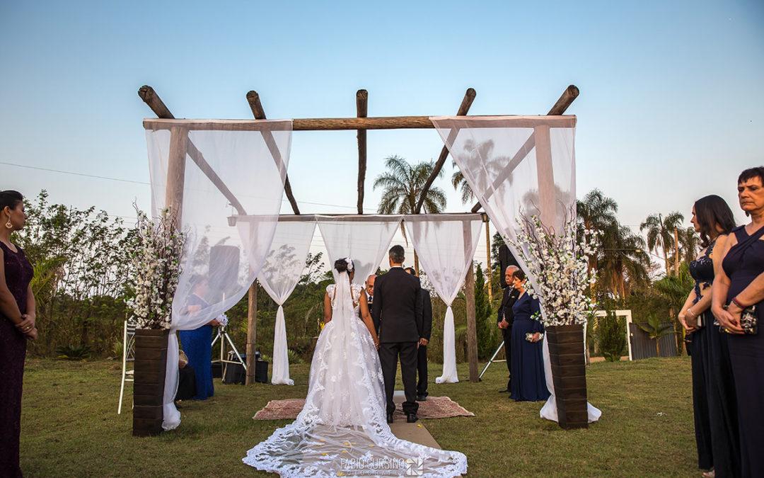 Casamento Kalindy e Fabiano