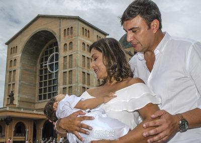 Batizado de Enrico | Basílica de Nossa senhora Aparecida