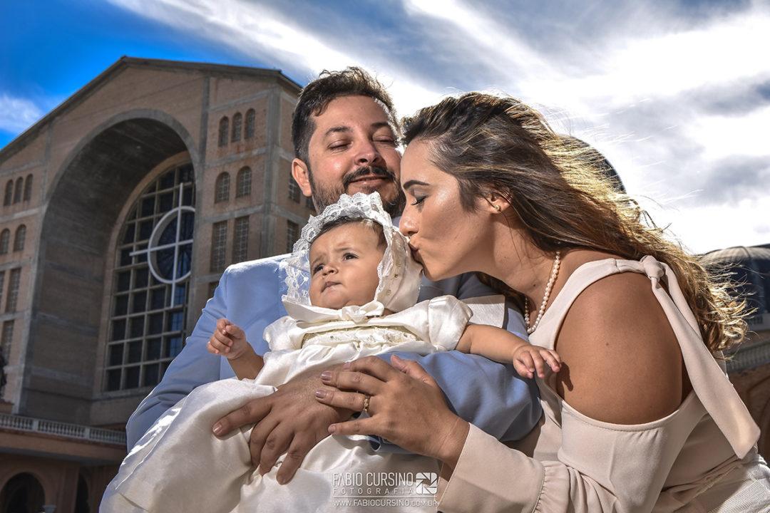 Batizado da Laura – Santuário Nacional de Aparecida